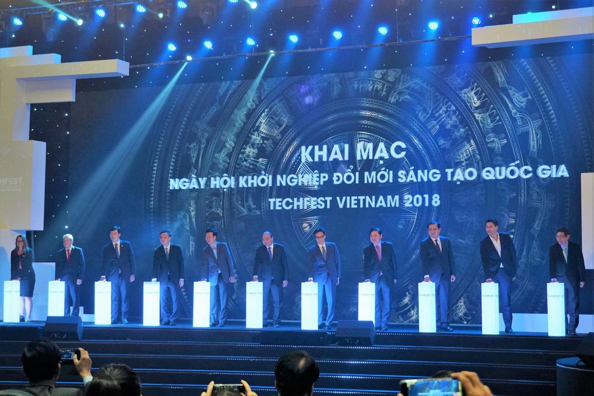 ベトナムで行われているスタートアップイベント