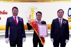 株式会社モアソフトウエアが2020年度Sao Khue賞を受賞