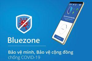 コロナ対策の一つ、濃厚接触者を特定するBluezoneアプリ