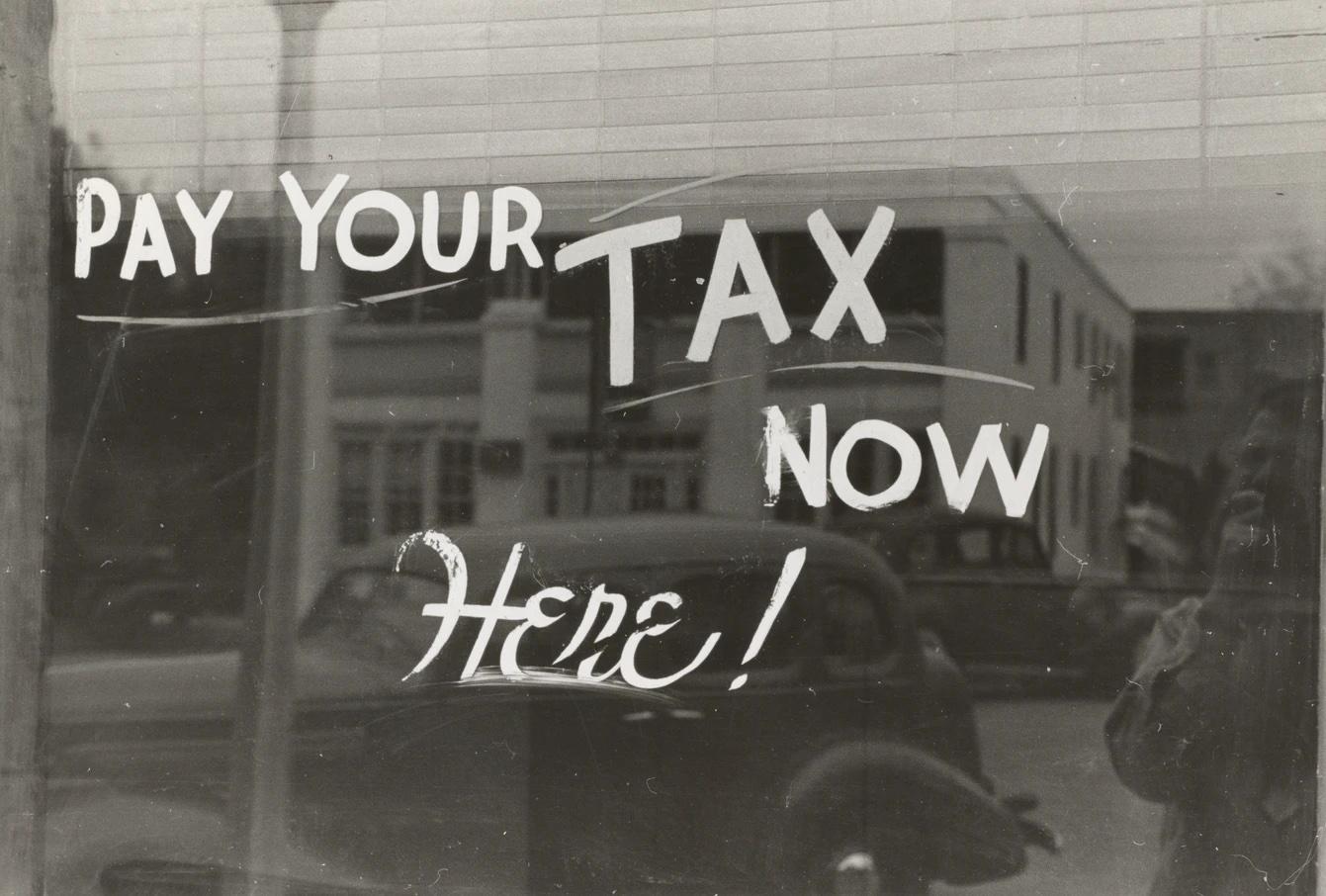 8月から施行の新規定 – EC店舗が税務申告・納税対象に